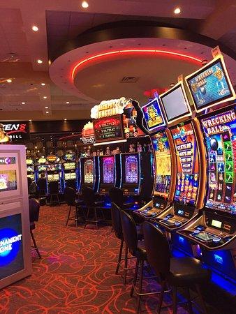 Cowboys Casino Parking