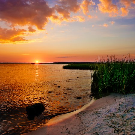 If you're looking for gorgeous Bayside sunsets, you've come to the right place.