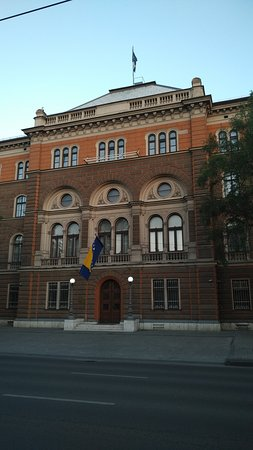 Presidency of Bosnia and Herzegovina building