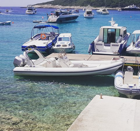 Hvar, Croatia: Nouva jolly 8.20 King