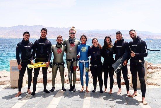 Freedive Israel - צלילה חופשית ישראל