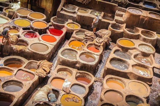 Explorando Fez