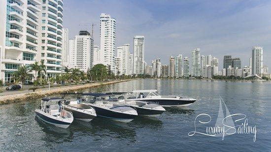 Luxury Sailing Boats & Tourism