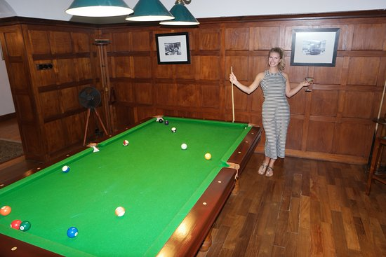 Ceylon Tea Trails - Relais & Chateaux: Tientsin Bungalow - Billiards Room