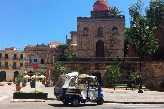 Ape Tour Taxi Palermo Supreme