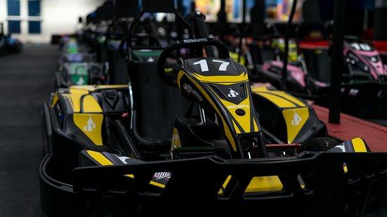 North Miami, Flórida: Karting Miami at Dezerland Park MIami