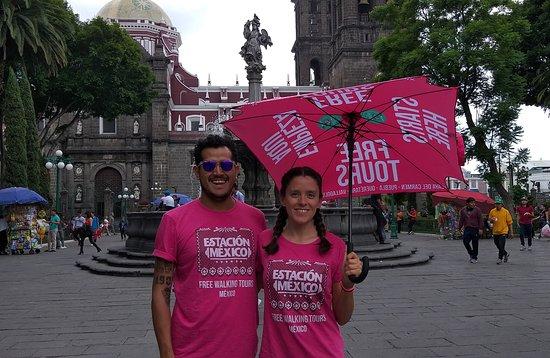 Estacion Mexico  Free Tours