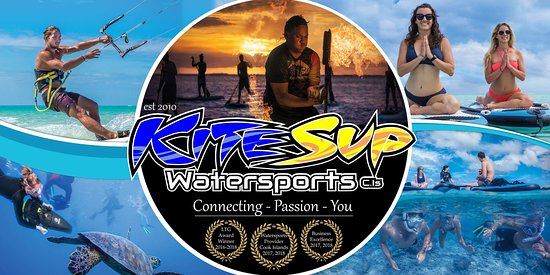 KiteSup Cook Islands Water Sports Centre