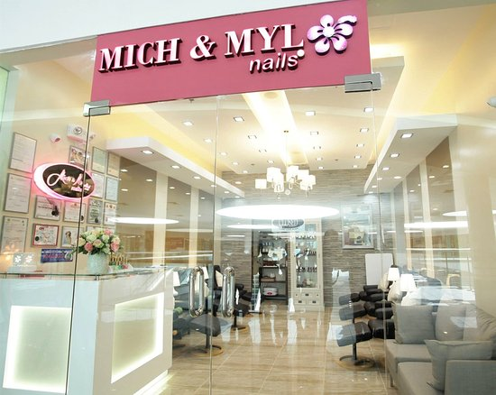 ‪Mich & Myl Nails SM The Block- SM City North Edsa‬
