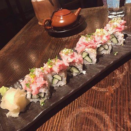 好有情調嘅日式料理餐廳