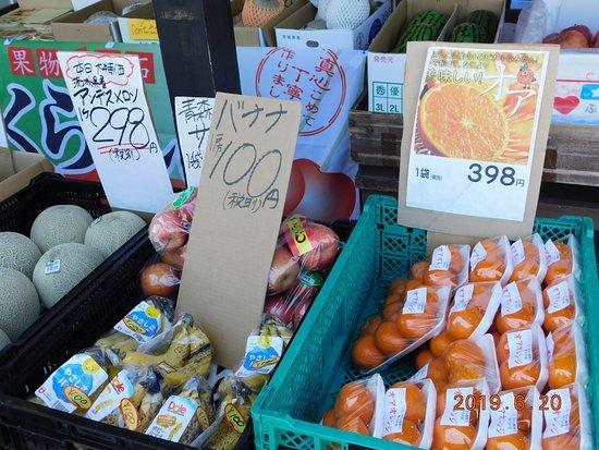 Fruit Parlor Kakunodate Sakaiya: 販売商品一例