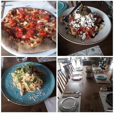 Νέα άφιξη στην περιοχή με πολύ καλή pizza
