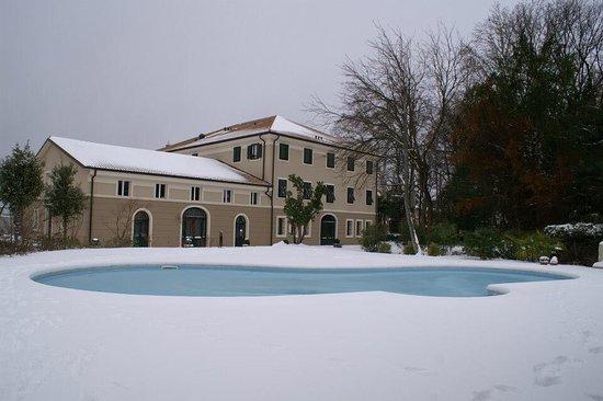Villa Peteani, Della Noce, Rigatti