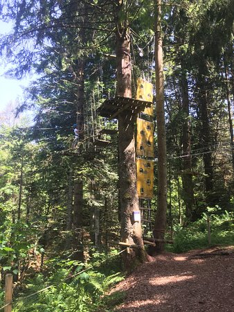 Oberstaufen, Nemecko: The 4th most difficult challenge.