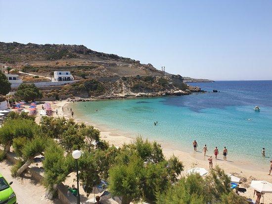 Lefkos Beach