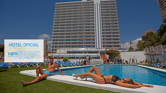 Hotel Poseidon Playa, hoteles en Benidorm