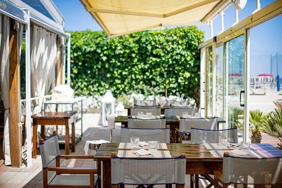 Salicornia Beach Bar Restaurant Milano Marittima Menu