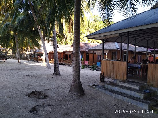 Central Sulawesi, Indonesia: Sera Beach. Mangele Village. Togean Island. Ampana. center Sulawesi