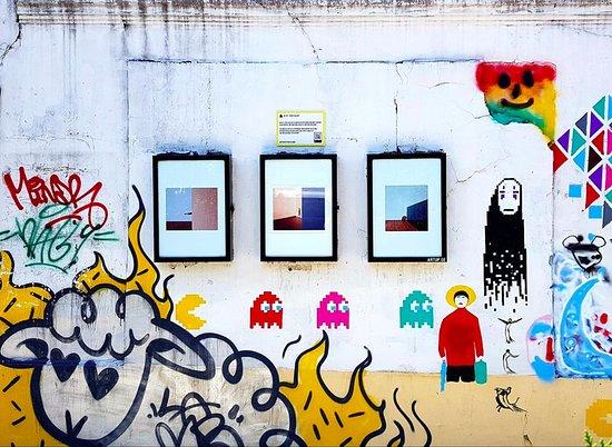 ART UP - Street Gallery