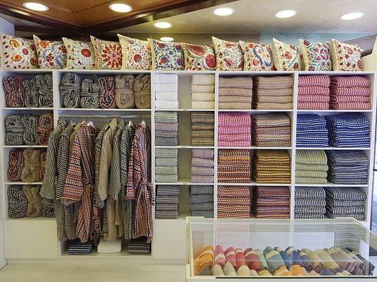 The Hamam Textiles