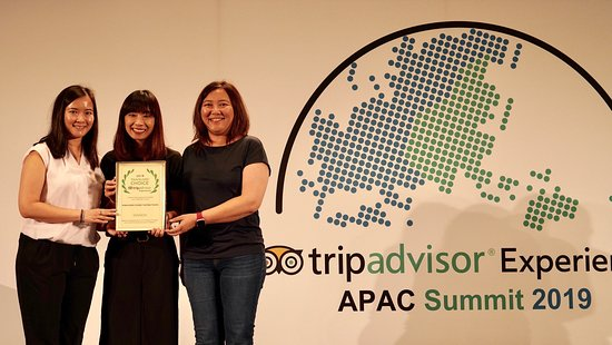 Avani+ Riverside Bangkok Hotel: Thanks to TripAdvisor Experiences for organizing the APAC Summit 2019. We are honored to be selected as one of the winners of the 2019 Travelers' Choice Award! Thank you to all our participants who not only joined our Foodie Tours but took time to review them. Also thanks for our amazing Foodie Guides and support team for providing superb guest experiences. Thanks to TripAdvisor Experiences for being a great partner.  #HongKong #foodtour #TravelersChoice #HongKongBelly #HongKongFoodie #HK
