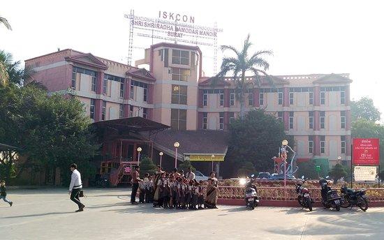 ISKCON Temple - Naresh Prajapati