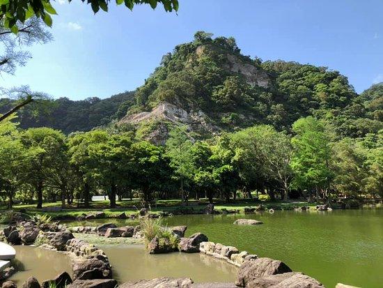 Beitou, Taipei: 五指山層