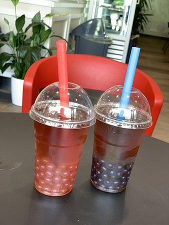 Bubble tea per tutti i gusti!