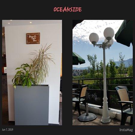 L'Envie: la terrasse