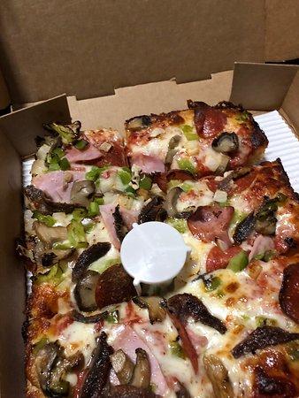 Jet's Pizza, Midland - 203 W Wackerly St - Restaurant Reviews
