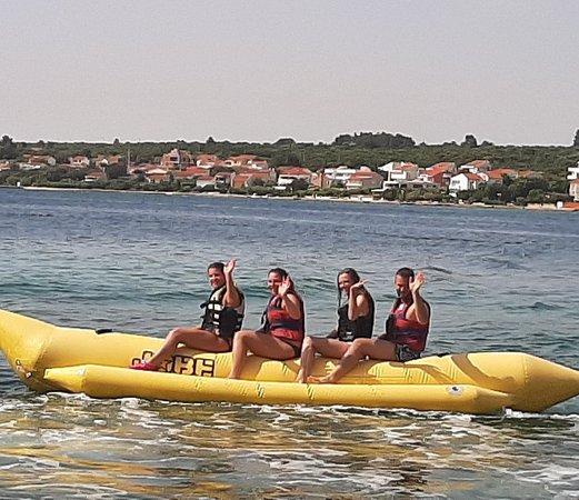 Petrcane, Hrvatska: Water Sports Center