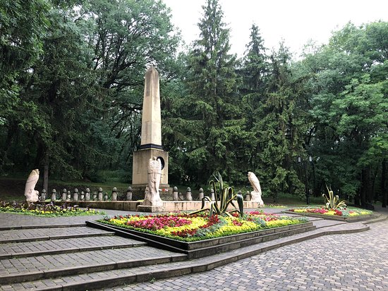 Monument to Lermontov at the Place of Duel