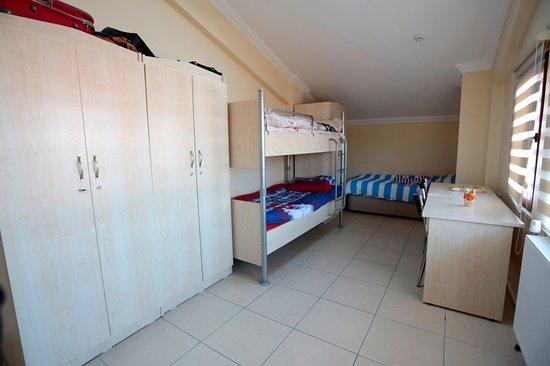 Yalova Province, Turkey: 3 kişilik oda