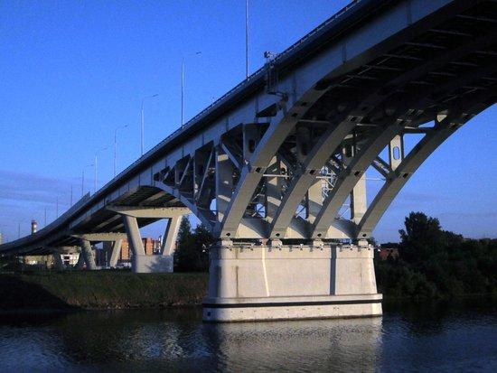 Dubna, Rusija: Дубненский мост