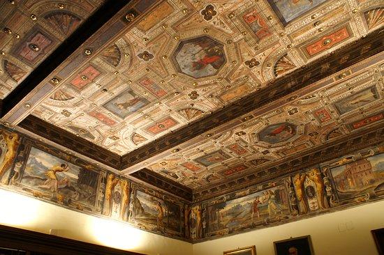 Plafond du palais