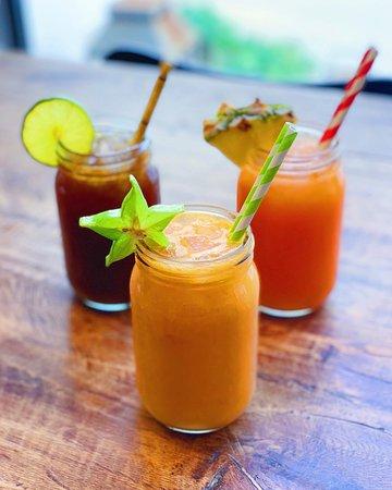 Caribbean Juices