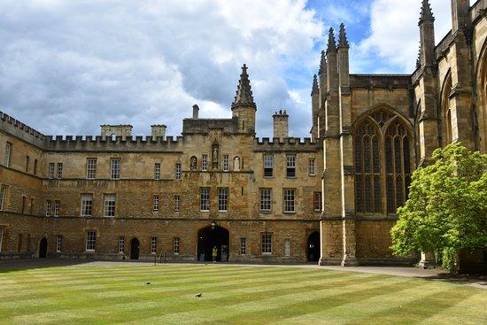牛津大学新学院