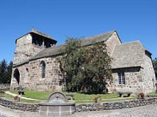Église Saint-Anthime-et-Saint-Saturnin de Brommat