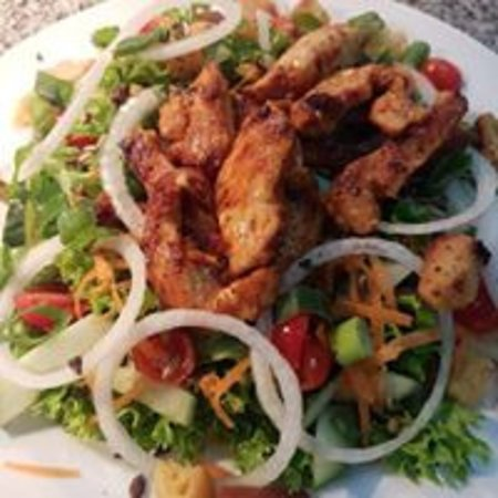 Table 58 Brewing: chicken salad