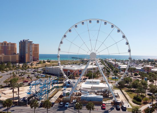 ‪SkyWheel Panama City Beach‬