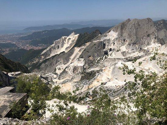 Carrara Marble Tour: Absolut empfehlenswert!