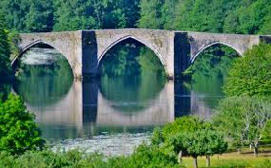 Pont Gothique de la Truyére XIII ème