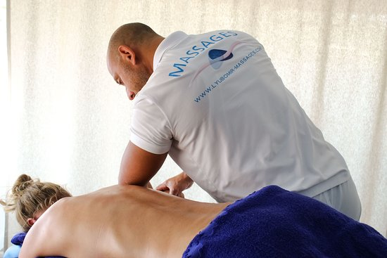 ‪Lyubomir Massages and Personal Training‬