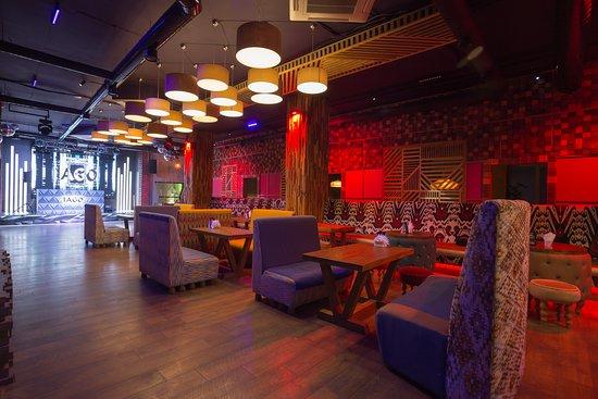 Ночной клуб в анапе яга ночные клубы в москве в ювао