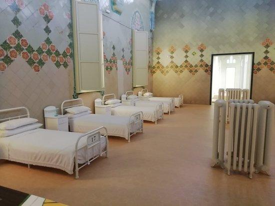 Больница Сан Пау: Recinte Modernista de Sant Pau