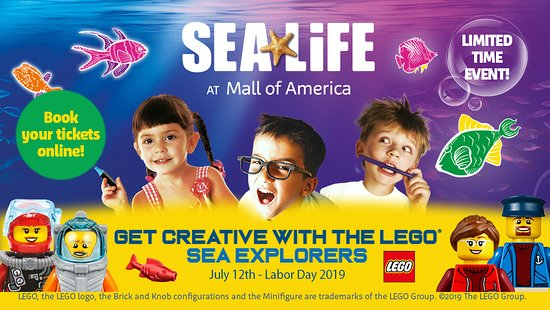 SEA LIFE at Mall of America