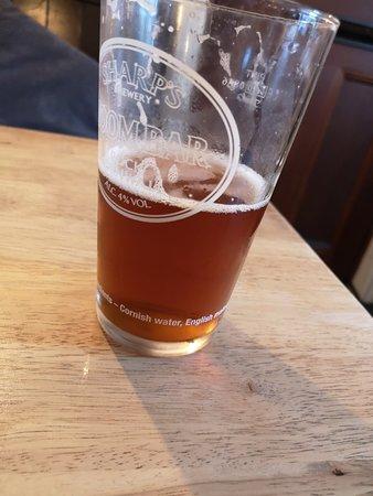 Always a good pint...