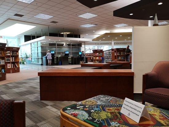 Bibliotheque Municipale de Chicoutimi
