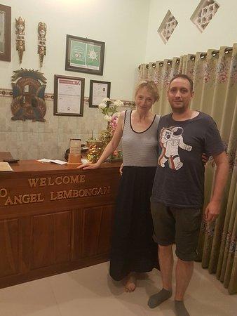 Putri massage, the Angels boost massage