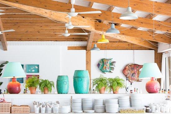 Restaurante - La Gaviota - Interior